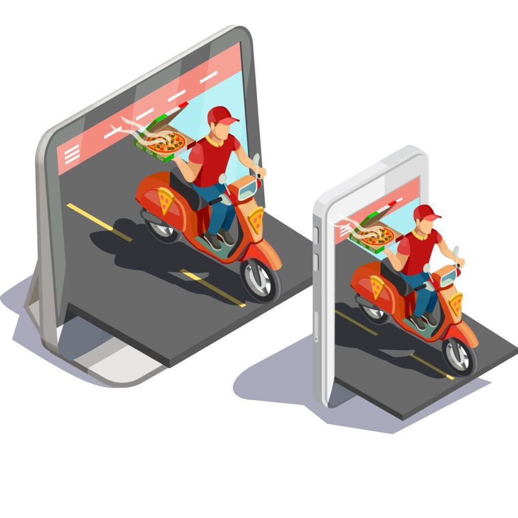Online Ordering For Restaurant eCommerce