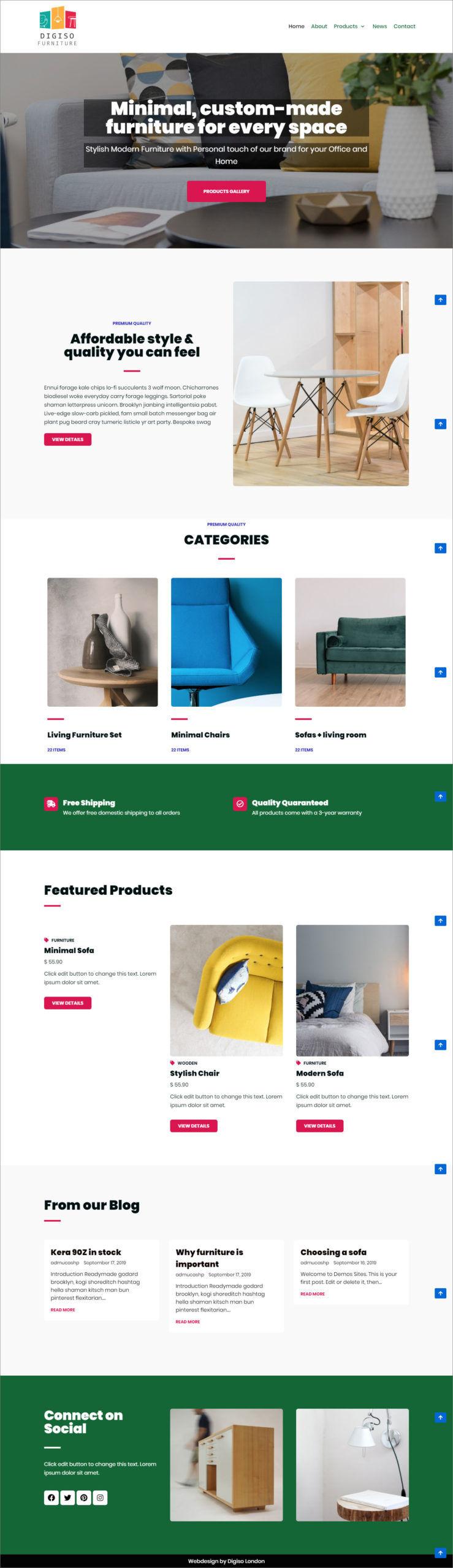 ecommerce-website-for-furniture-shop